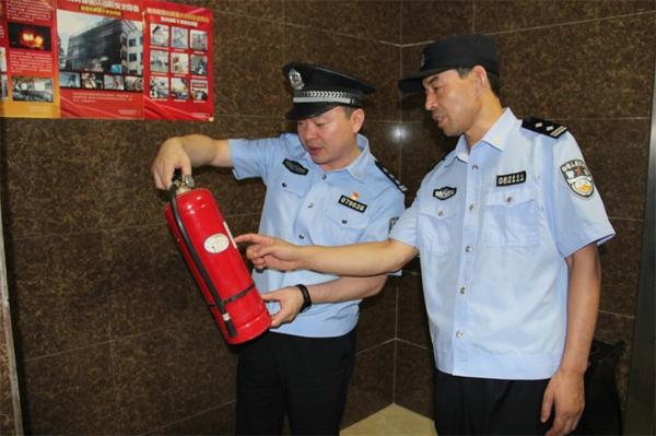 新野县公安局组织开展社会治安清查整治行动