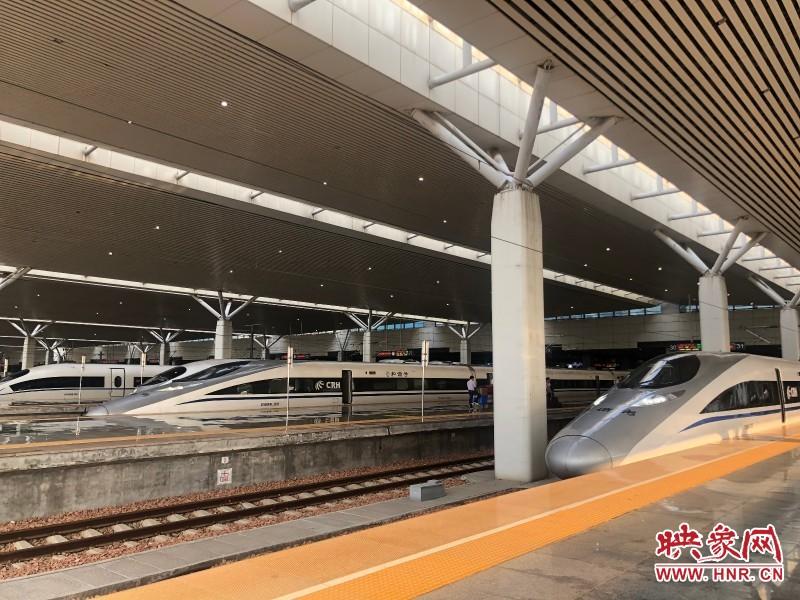 今年中秋小长假 郑州铁路预计发送旅客182.4万人次