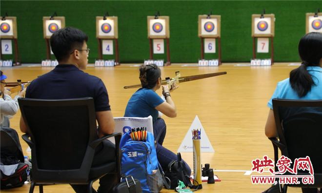 第十一届全国民族运动会传统弩混合团体决赛 云南队夺得一等奖