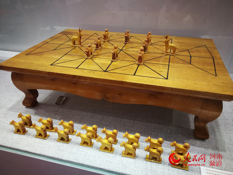 中国少数民族传统体育文化展郑州开幕 展览将持续至下月5号
