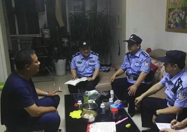 全警全责全力 精致细致极致——监管支队全力投入大庆安保攻坚战