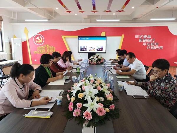 上街区迎接郑州市幼儿园办园行为专项 督导检查和等级幼儿园抽验评估