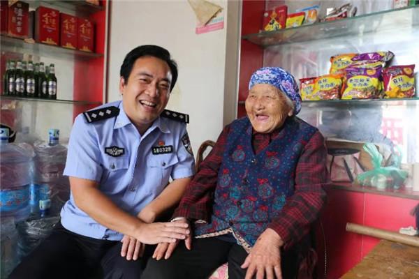 察微纾难践初心 ——记南阳市公安局警令部下沉社区民警肖振宇
