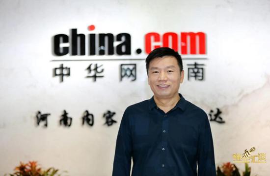 【豫企汇谈•第5期】阳坤公司创始人孟祥坤:做世人买得起、用着好的家用医疗器械
