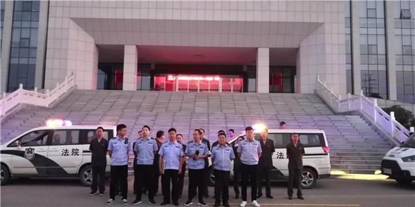 新野法院:百日提质增效 国庆节前集中执行持续发力