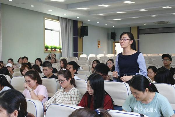 在专业成长中感受幸福 ——郑州市伏牛路小学青年教师9·1学院培训