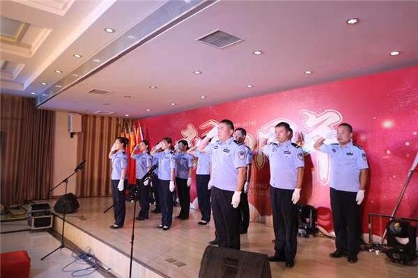 南阳市监管支队红歌竞唱圆满落幕