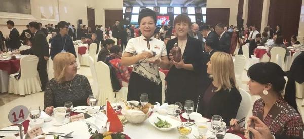 成大事 应天时 河南省人民政府庆祝中华人民共和国70周年招待会举行!