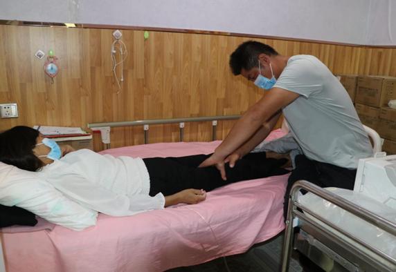【网聚正能量 追梦太康人】中国好丈夫曾留记:妻子罹患尿毒症,他和衣伴榻精心呵护