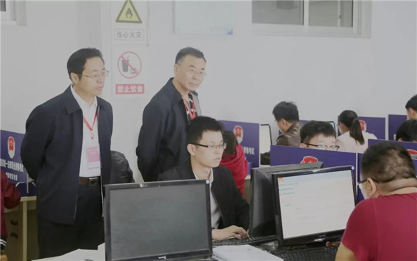 南阳考区2019年国家统一法律职业资格考试圆满收官