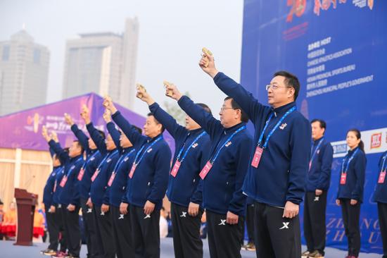 """一场世界跑,你我都中意!""""郑州银行杯""""2019""""郑马""""燃情收官!"""