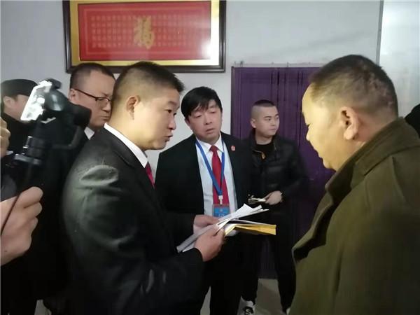 """凌晨执行 实况直播 西峡法院震慑""""老赖""""有高招"""