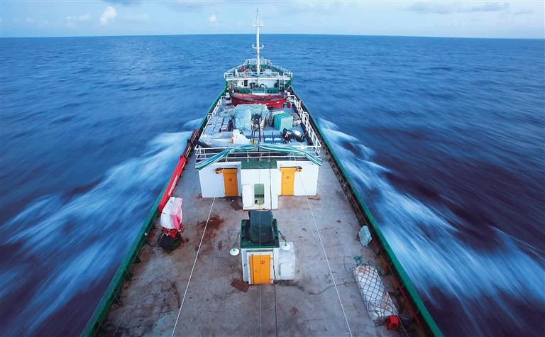 2018年中国海洋经济总量达83415亿元 同比增速6.7%
