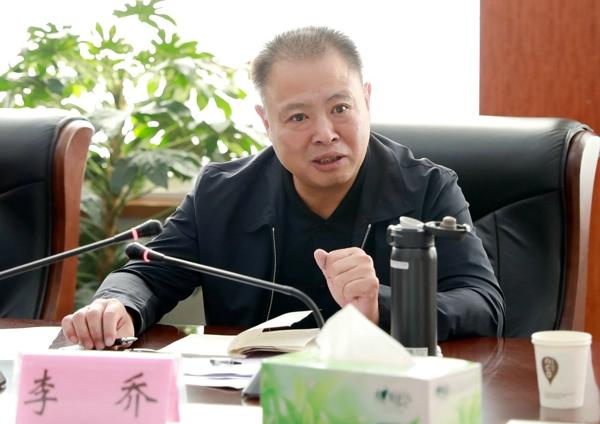 市委政法委常务副书记李乔到南阳中院调研指导执行工作
