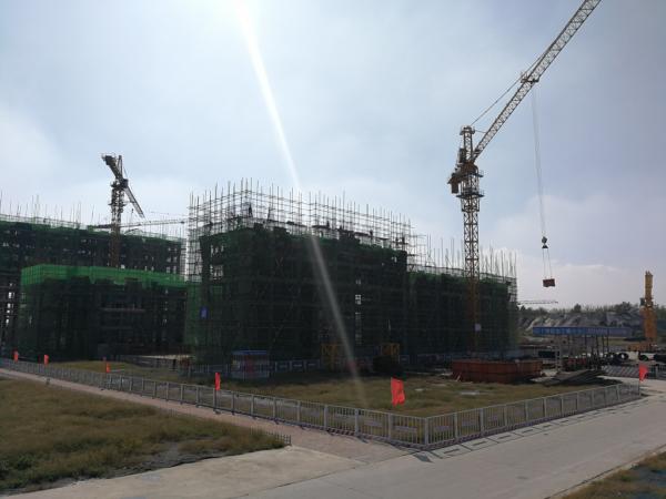 新建安置房12417套145.9万平方米! 郏县稳步推进棚户区改造项目