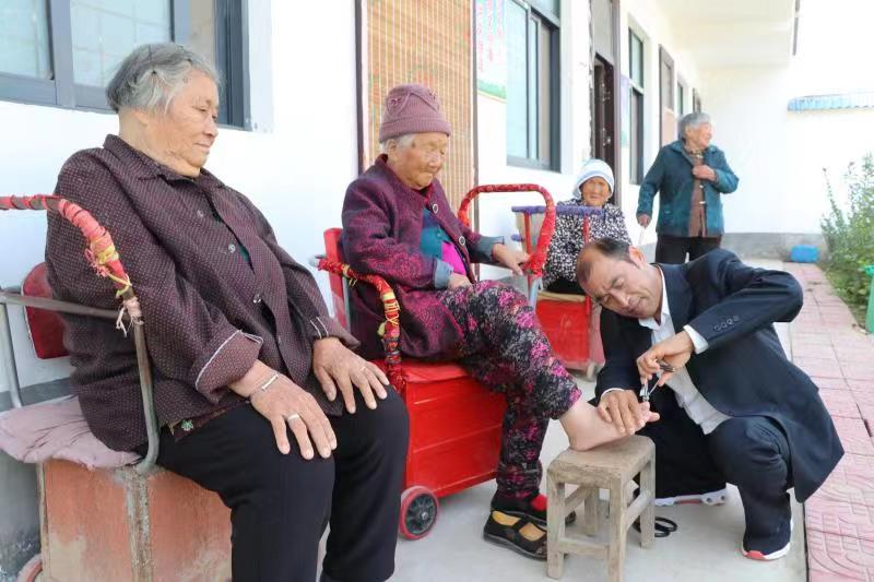 【网聚正能量 追梦太康人】46位孤寡老人一个儿