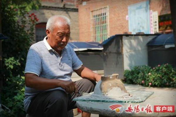 """""""70年·70人 口述安阳""""龙振山:古村的守护者"""