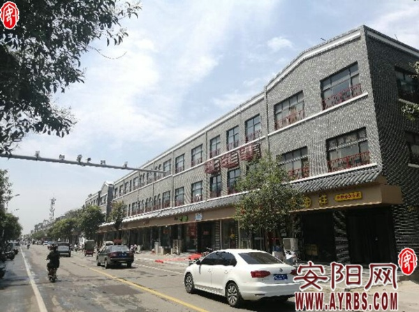 """做足""""绣花""""功夫 打造亮丽新景  ——看汤阴县如何在精细化建设中提升城市品位"""