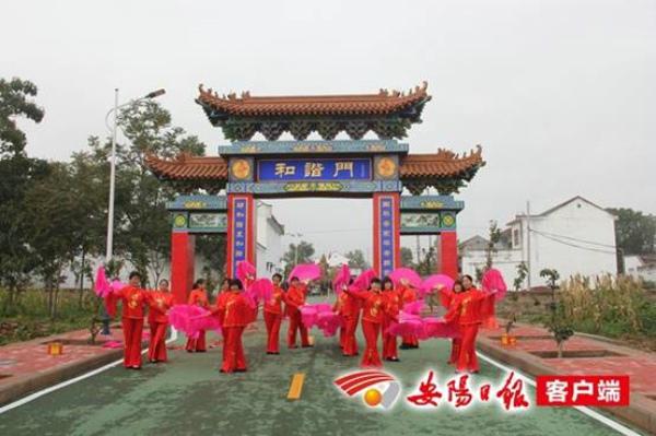 百名记者基层行 林州青林村喜事何其多