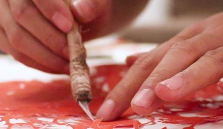 【非遗】孟津剪纸:剪刀舞处纸生花