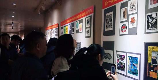 版画家赵方军:方寸之间可容大千世界的藏书票
