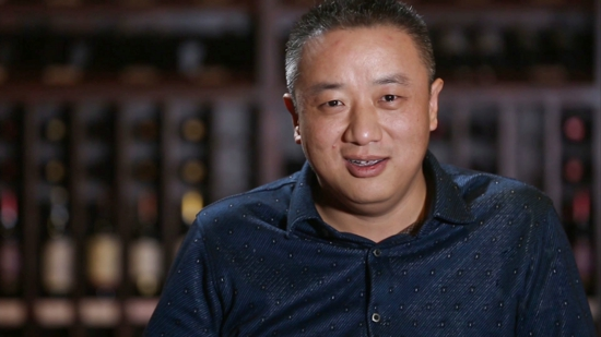【郑创业·第8期】木桐国际葡萄酒窖创始人王强:人生如酒  品过才懂
