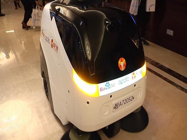 清扫、运输、公交、安防……无人驾驶让城市更智慧