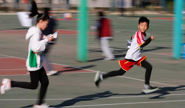 宝丰:河南省第九届定向冠军赛开赛