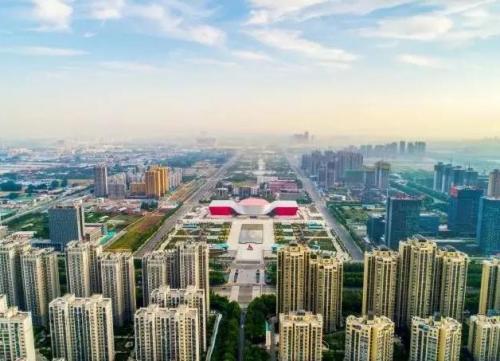 许昌以党建推动高质量发展 活力释放发展增效