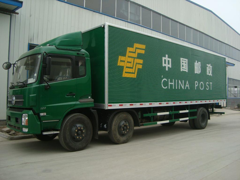 前10月邮政行业业务收入累计完成7704.4亿元 同比增21.3%