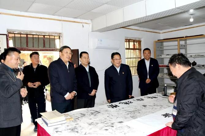 驻鹤壁全国、省人大代表莅临永城视察