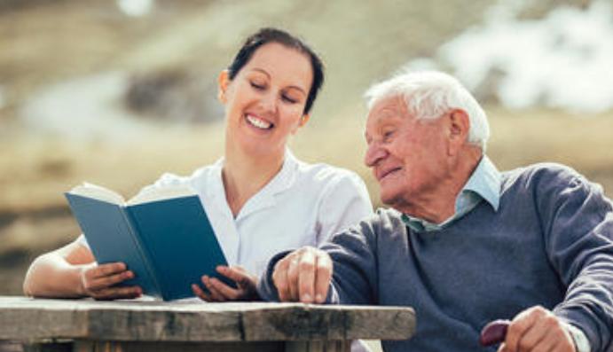 老年人该读些什么书?