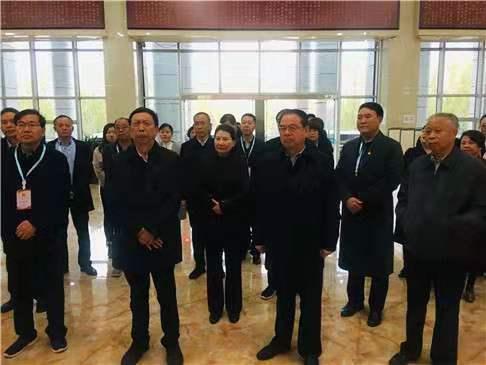 驻南阳市省人大代表点赞周口高质量发展