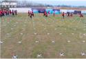安徽滁州开明湖迎国庆无人机编队表演项目(500架)