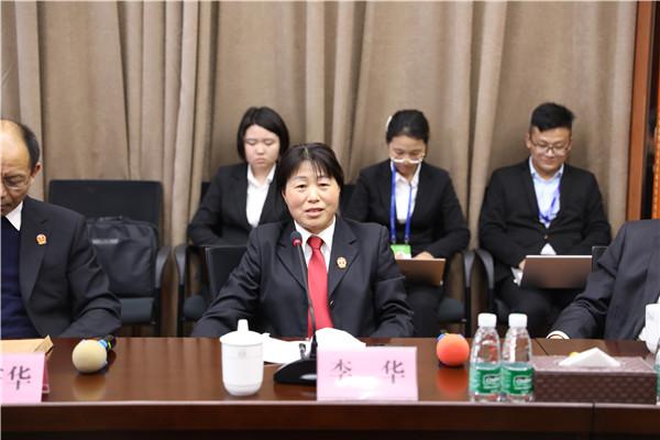 内乡法院深入上市企业提供法律服务