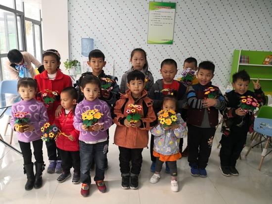 """郑州市二七区华府社区开展""""感恩从心开始让爱温暖彼此""""活动"""