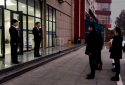 """寒风迎""""大雪"""" 执行立法威——南阳高新技术产业开发区人民法院向失信被执行人宣战"""
