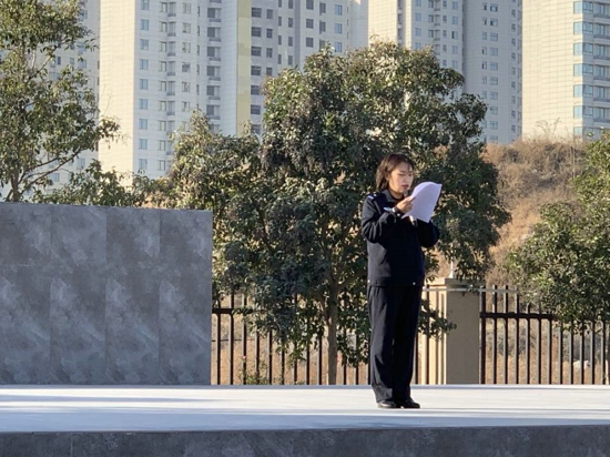 """郑州市高新区五龙口小学举行""""防恐防暴""""安全演练活动"""