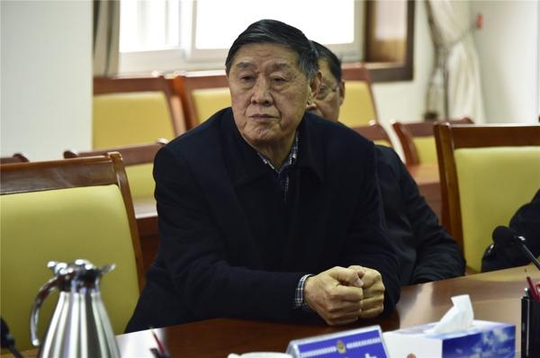 南阳市关工委领导莅临邓州市公安局调研指导关心下一代工作