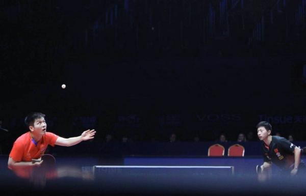 樊振东击败马龙 2019年国际乒联巡回赛总决赛落幕