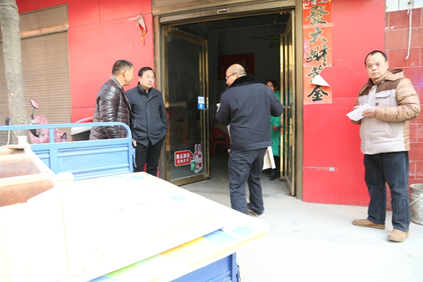 """镇平县法院:开展腾房行动""""啃下骨头案"""""""