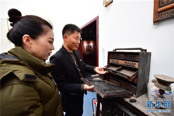 淅川丹江口水库旁的移民民俗博物馆