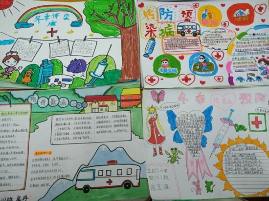 为了五龙学子的健康成长——郑州高新区五龙口小学开展健康教育系列工作