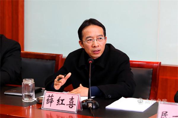 南阳中院召开民间借贷案件突出问题专项评查工作推进会