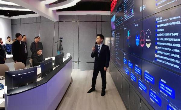 鲁山县融媒体中心挂牌投入使用