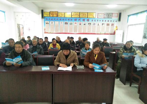 """唐河县毕店镇:农民学校为贫困户脱贫致富打开了另""""一扇窗"""""""