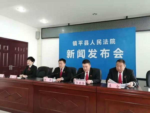 镇平县法院通报执行工作情况:常态高压促执行