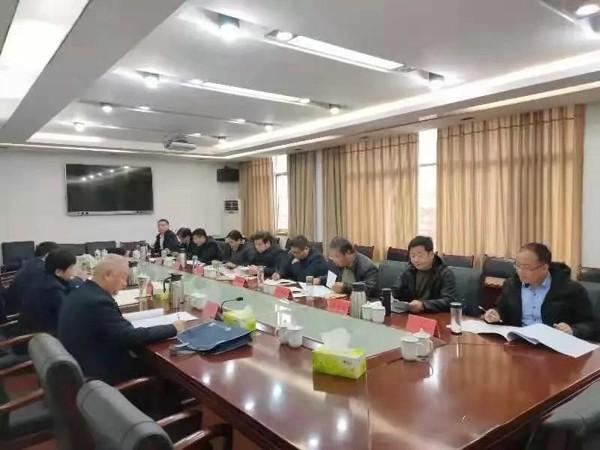 社旗县召开专题会议研判中省信访案件