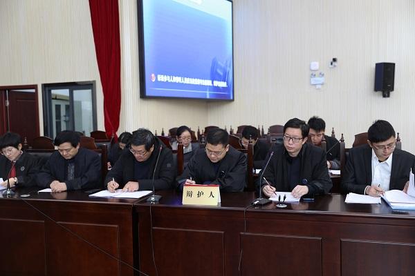 内乡法院公开宣判一起涉案14人的涉黑案件