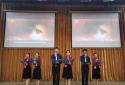 重温经典  缅怀伟人——-河南工业大学举行研究生首届毛泽东诗词及中国传统文化诵读赛